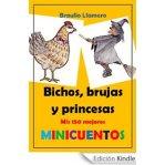 Portada Bichos, Brujas y Princesas